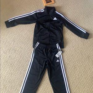 Adidas Boys Track Suit